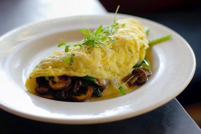 Citizen Cake Omelette | © Michael Fletcher/Flickr
