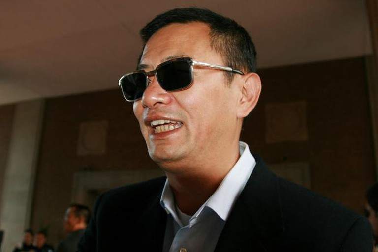 Wong at the 2008 Toronto Film Festival