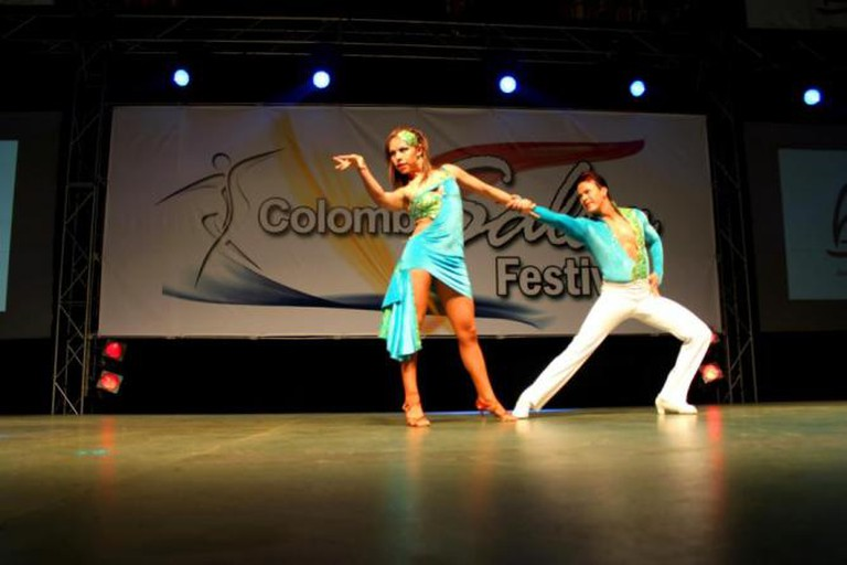 David and Paulina - 2013 Colombia Salsa Festival | © David and Paulina/Flickr