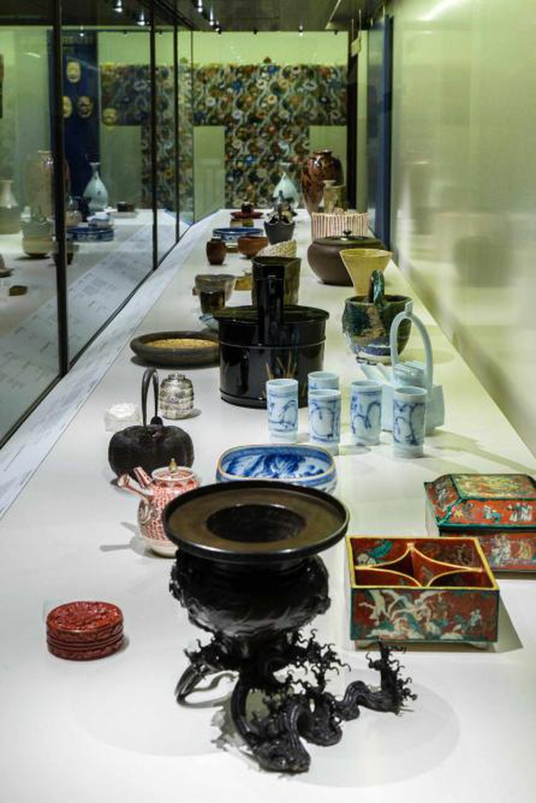 Toshiba Gallery of Japanese Art Installation View | © Victoria and Albert Museum, London