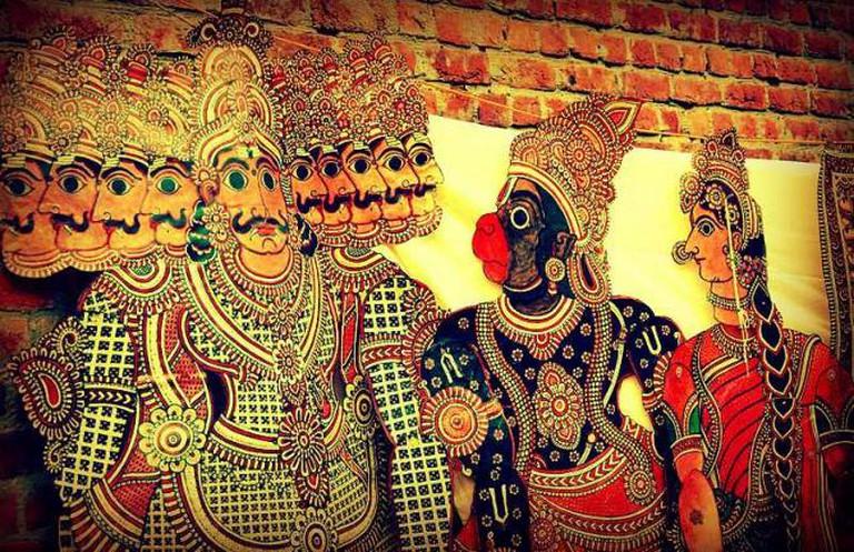 Shadow Puppet Tradition| © Ekabhishek/WikiCommons