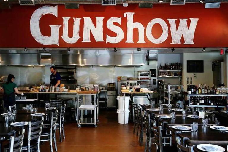 Gunshow | Courtesy of Angie Mosier
