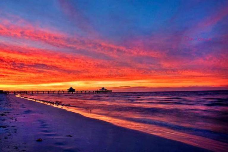 Fort Myers Beach Sunrise_8668