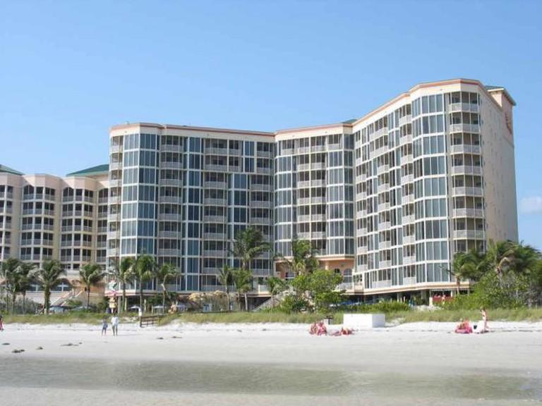Pink Shell Beach Resort & Spa, Ft. Myers Beach, Florida