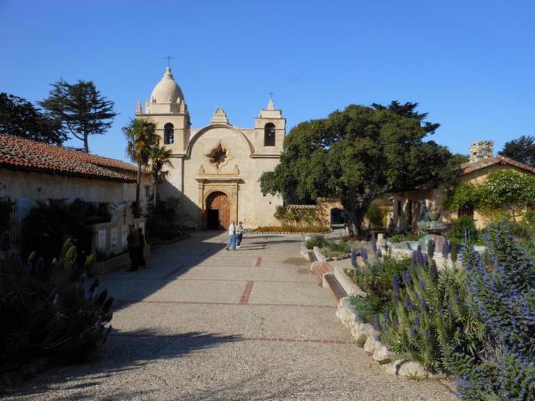 Mission San Carlos Borromeo de Carmelo | © Ken Lund/Flickr