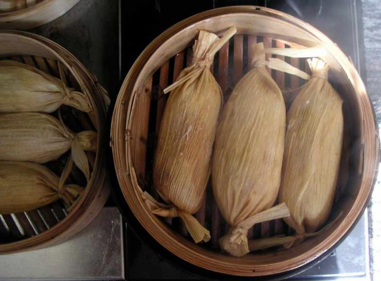 Tamales © Big Rick Crappy Photos/Flickr