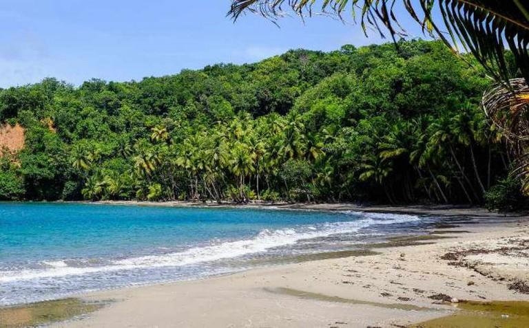 Batibou Beach, Dominica