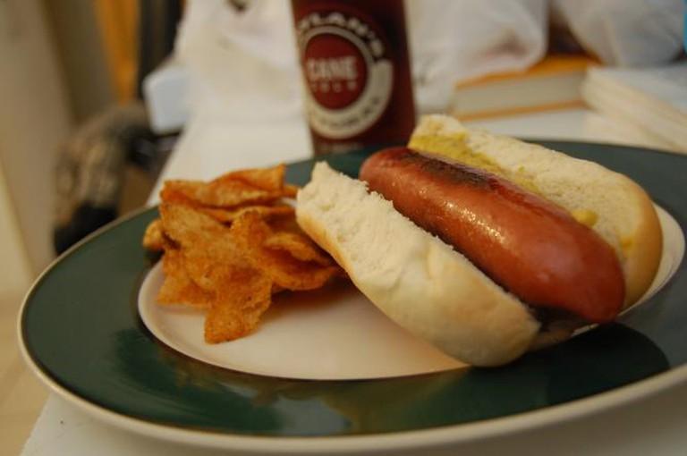 hot dog | © Stu_spivak/Flickr