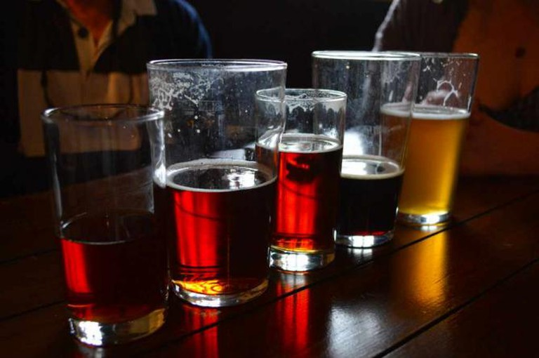 A Creative Commons Image: Craft Beers