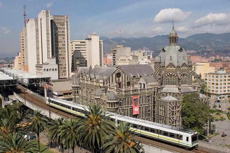 Medellin Town | © GDV/ WikiCommons