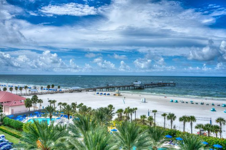 Clearwater Beach l
