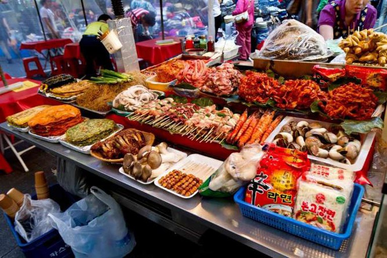 Namdaemun Market Seoul Korea |©tragrpx/Pixabay