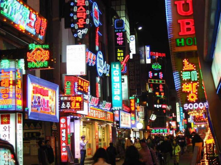 Seoul by Night |©Philippe Teuwen/Flickr