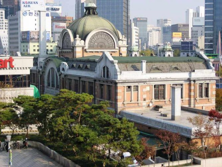 KNR Seoul Station|©Kanchi1979/WikiCommons