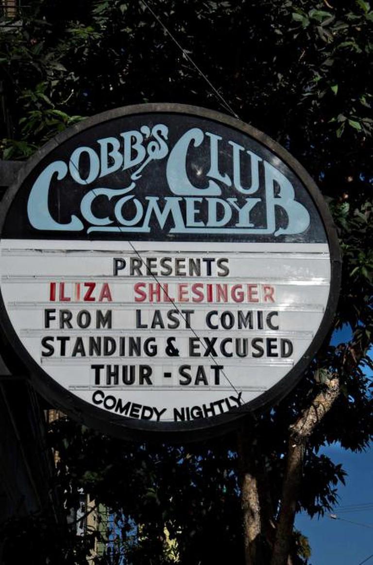 Cobb's Comedy Club | © Boris Kasimov/Flickr