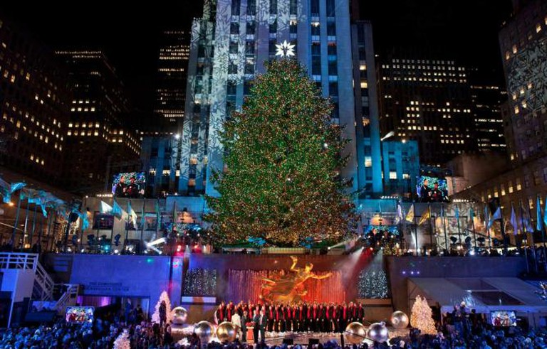Christmas In NYC | © Anthony Quintano/Flickr