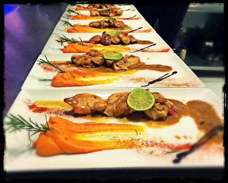 Ginger Gastrobar Restaurant