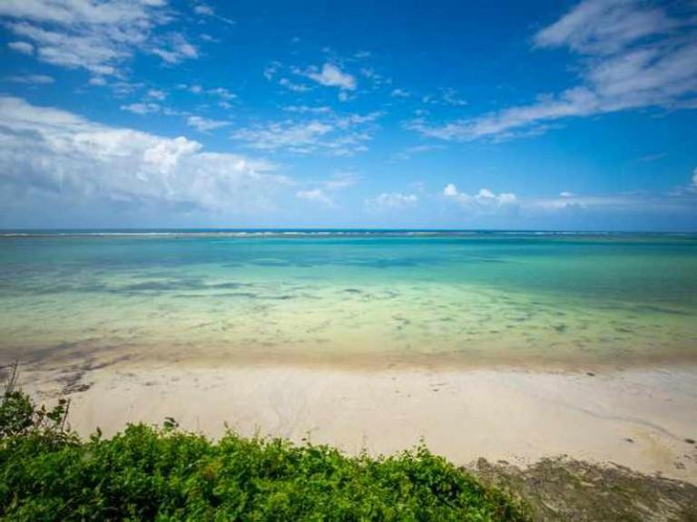 Mombasa Nyali Beach