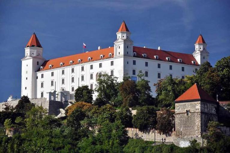 Bratislava Castle | © LMih/WikiCommons