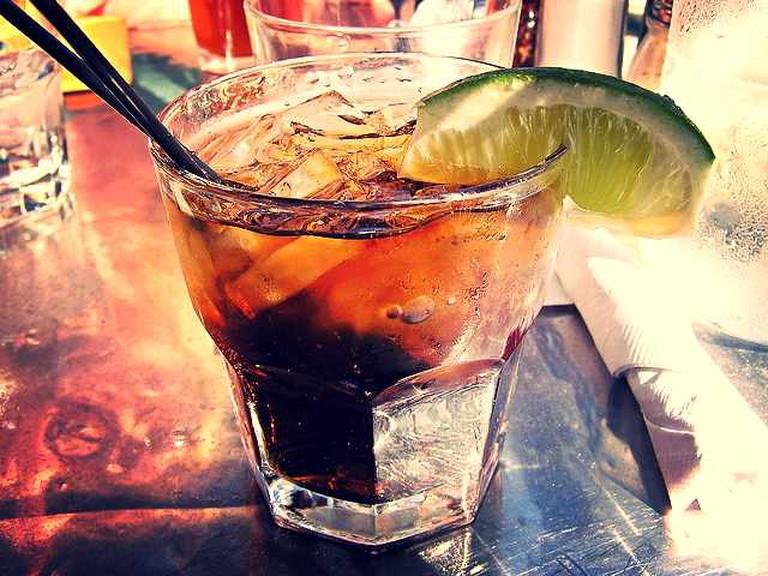 Cuba Libre cocktail | © ChelseaNesvig/Flickr