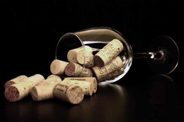 Wine, Cork| © Gadini/Pixabay