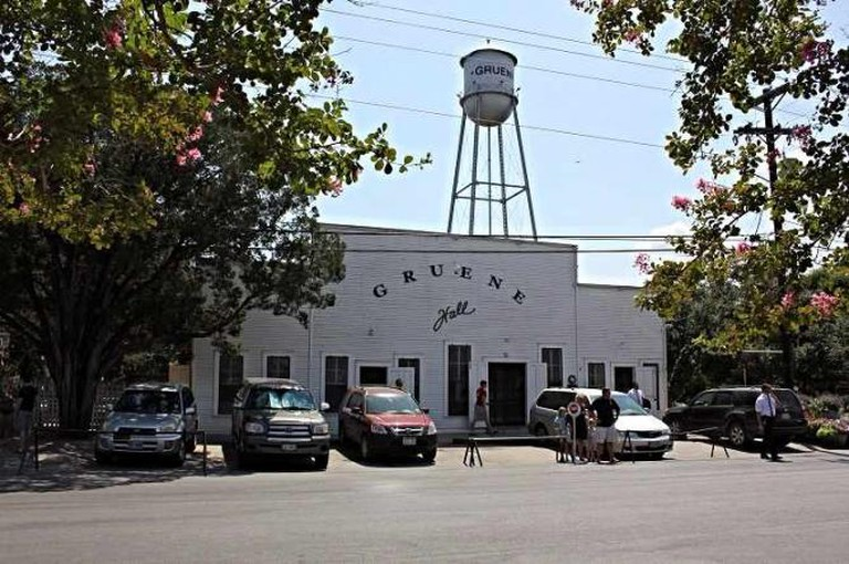 Gruene Hall | © Nicholas Henderson/Flickr
