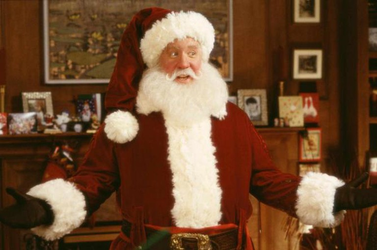The Santa Clause | Walt Disney Pictures & Hollywood Pictures