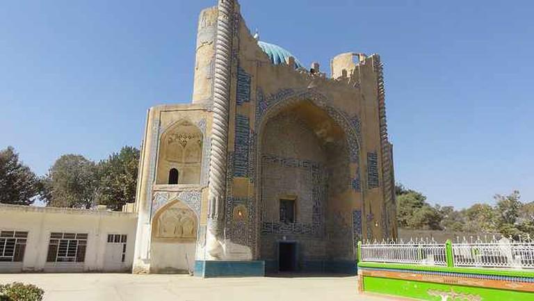 Balkh | © Julian-G. Albert/Flickr