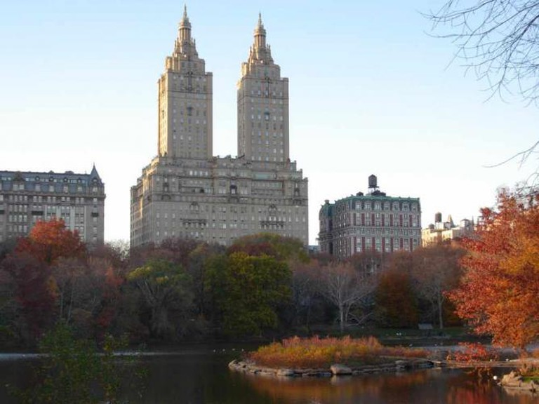 Central Park – The San Remo Building