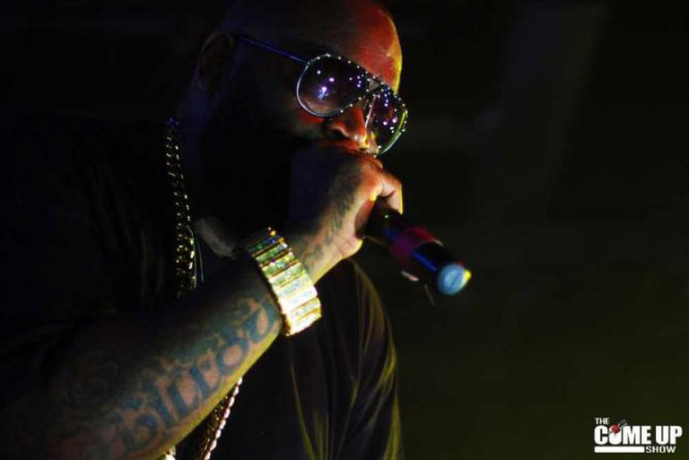 Rick Ross The Mastermind Tour June 15, 2014 Toronto