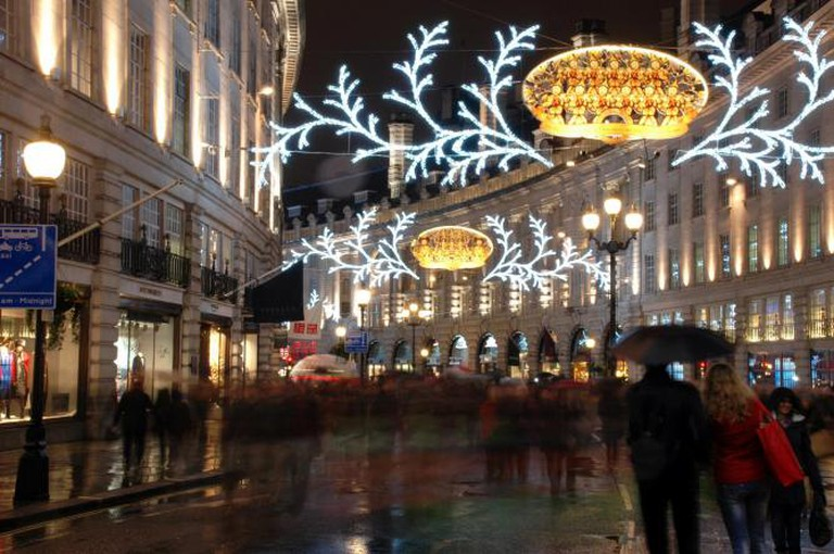 London at Christmas | © Pug Girl/Flickr
