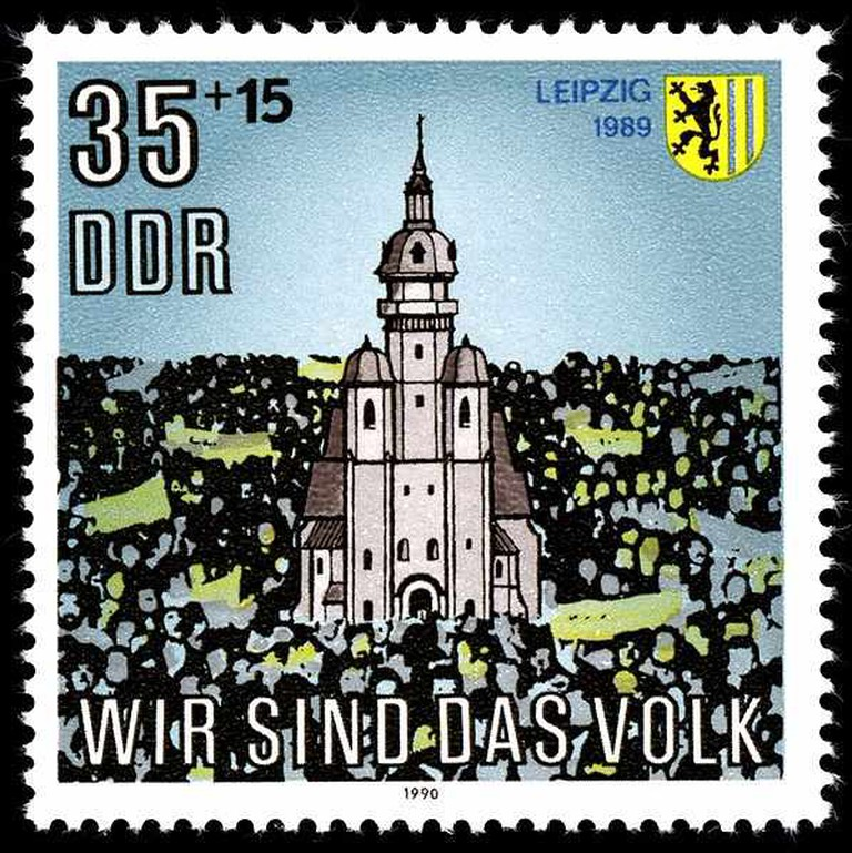 German Stamp | © Nightflyer/WikiCommons