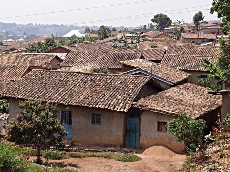 Colonial Buildings of Muhanga (Gitarama)