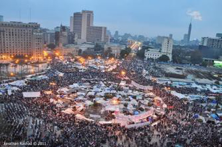 Tahrir Square - February 11, 2011