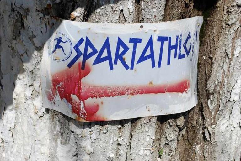 Spartathlon | Courtesy of Sarah Murray/Flickr