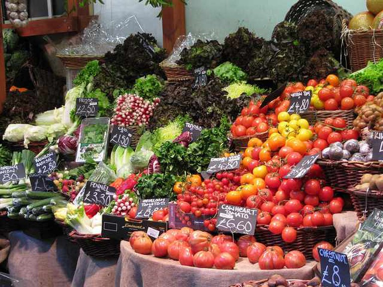 Fruit&Vegetable stall
