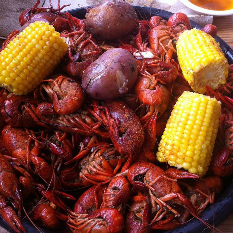 Crawfish Boil | © Giovanni Handal/WikiCommons