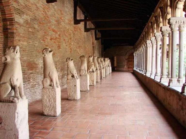 Gargoyles Musée des Augustins