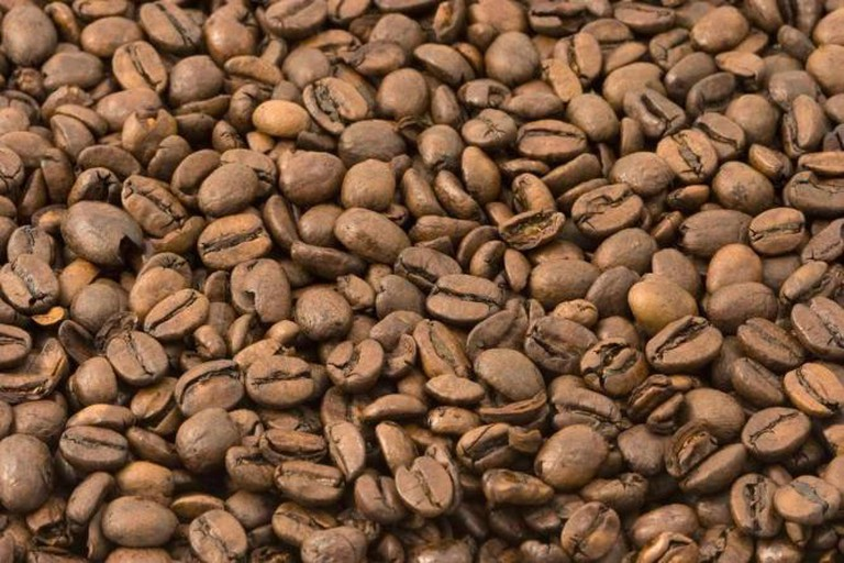 Coffee beans - unknown/public domain