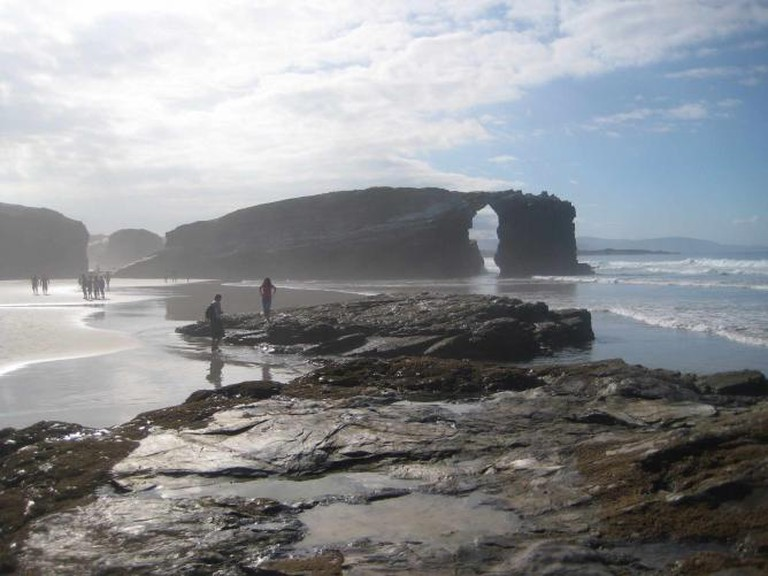 Playa de las Catedrales| © Andy Roberts / Flickr