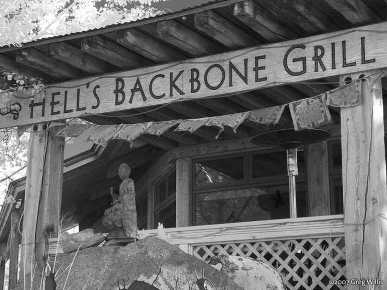 Hell's Backbone Grill | © Greg Willis/Flickr