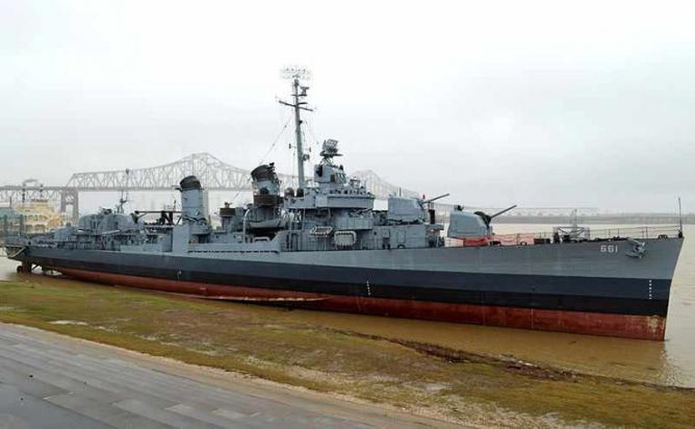 USS Kidd - Niagara/Wikimedia Commons