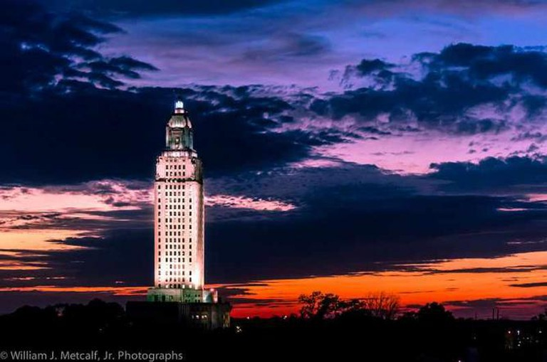 Louisiana New State Capitol - thepipe26/Wikimedia Commons