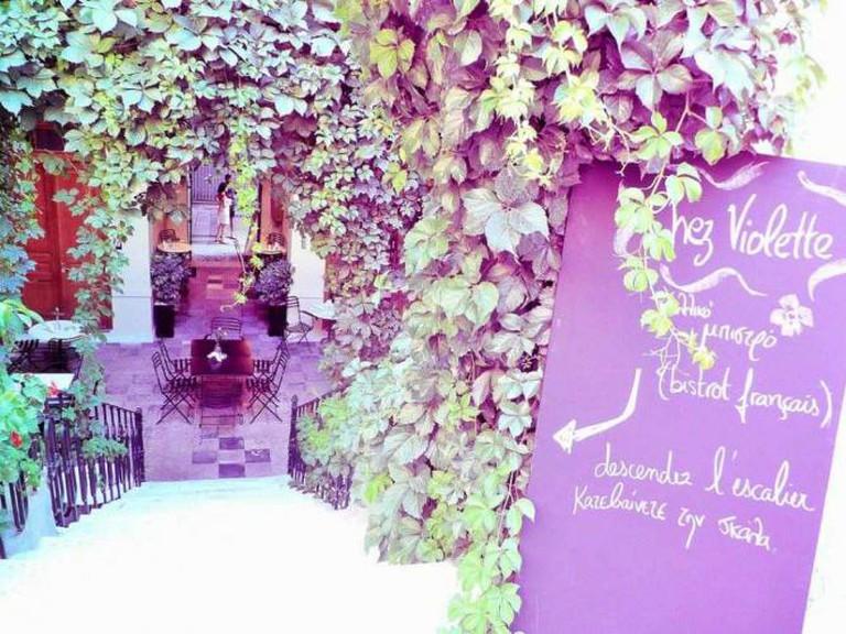 Chez Violette | © Courtesy of Chez Violette