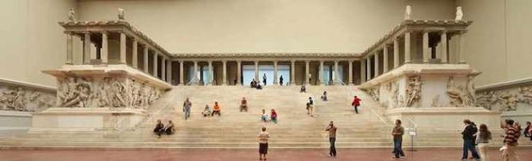 Pergamon Altar |  @ Gryffindor/Wikimedia