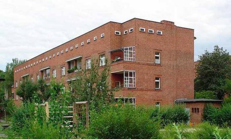The Schillerpark Housing Estate in Berlin-Wedding | @ Marbot/Wikimedia