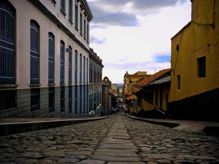 Calle del Carmen | © Diego F. Garcia P./flickr