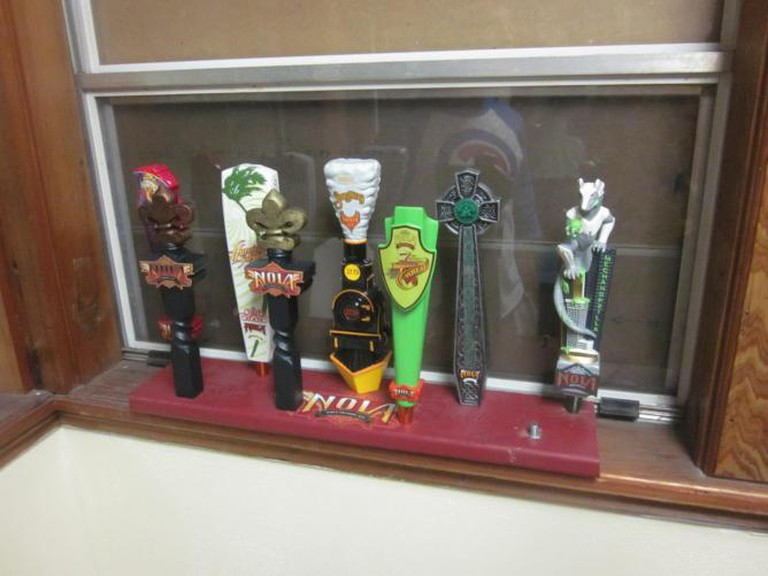 NOLA Brewery May 2012 Taps | © Infrogmation of New Orleans/flickr