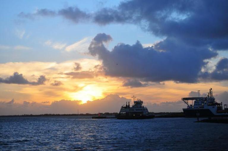 Esbjerg sunset I © julochka/Flickr