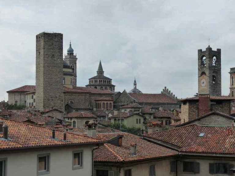 View of Santa Maria Maggiore